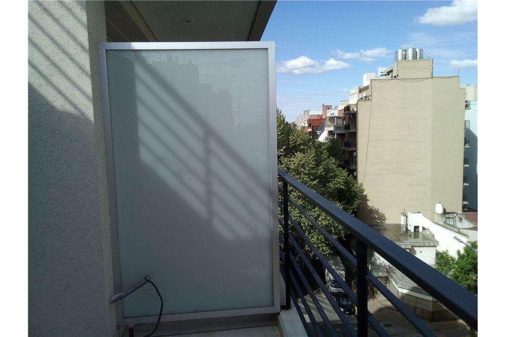 Departamento 1 ambiente en venta caballito terraza