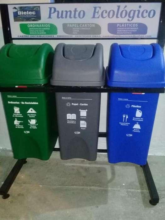 Ecotachos para Reciclar