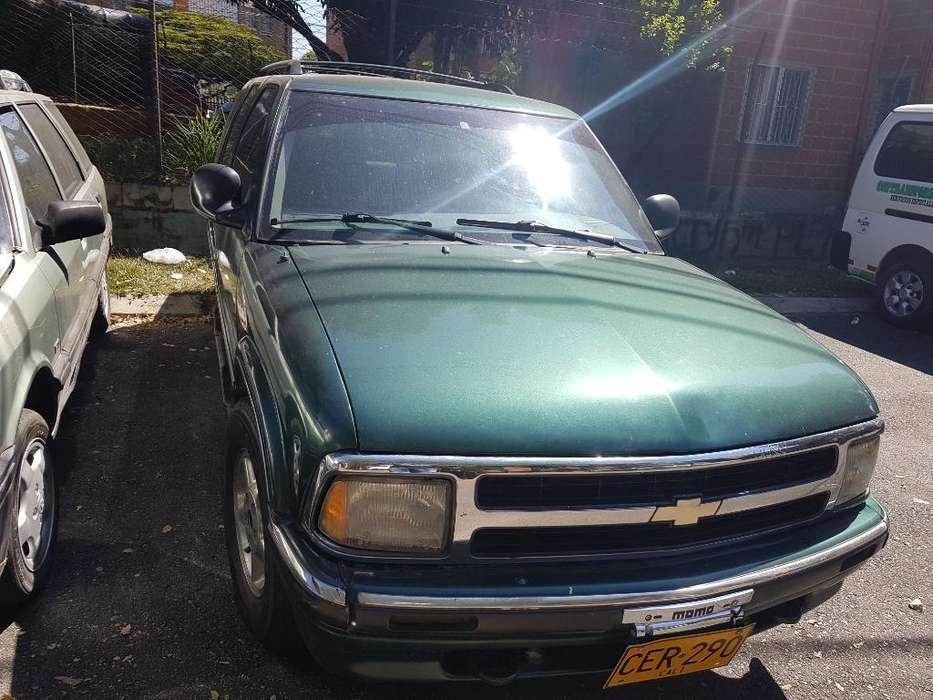 Chevrolet Mini Blazer 1997 - 10000 km