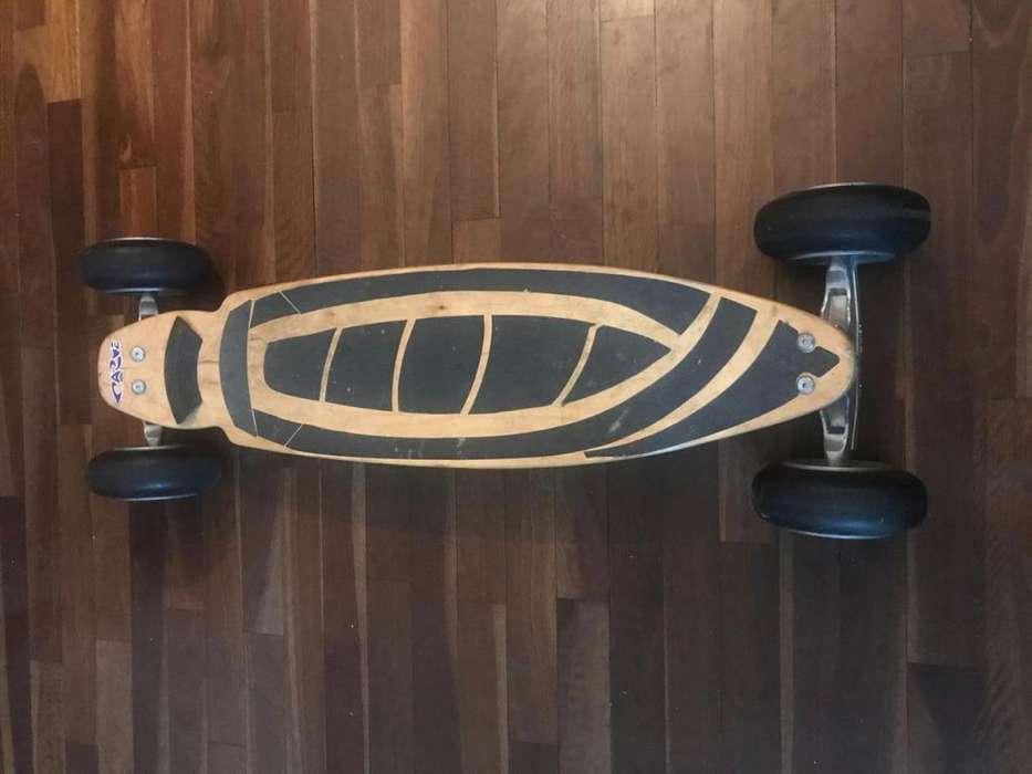 Vendo Longboard Carver