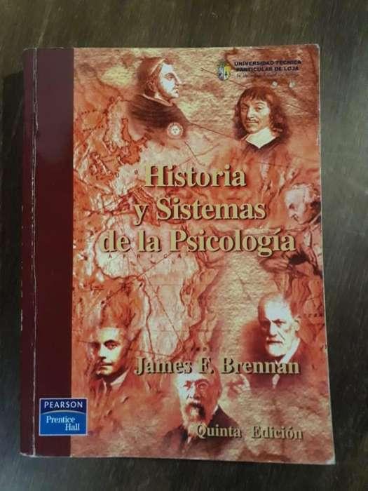Historia Y Sistemas De La Psicología James Brennan