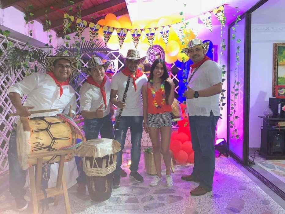 Show Tamboras Papayera