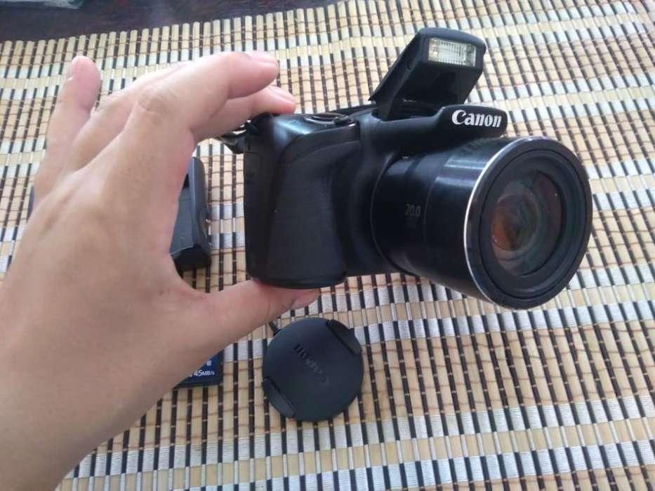 Camara Canon 8 Gigas