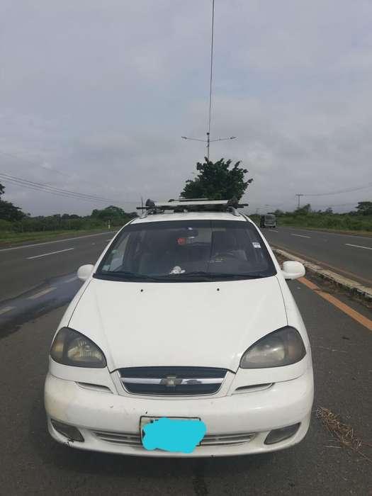 Chevrolet Vivant 2007 - 254000 km