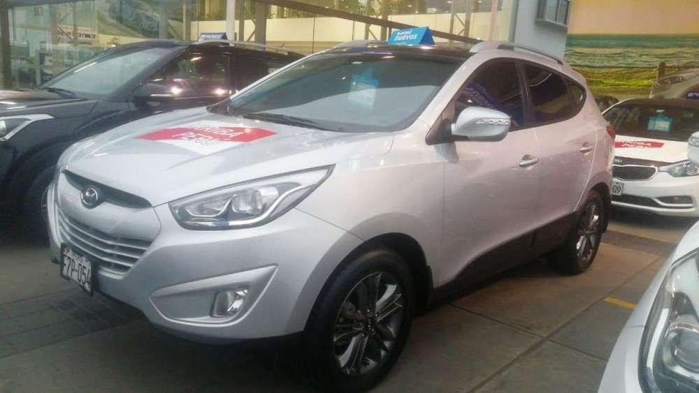 Hyundai Tucson 2014 - 29000 km