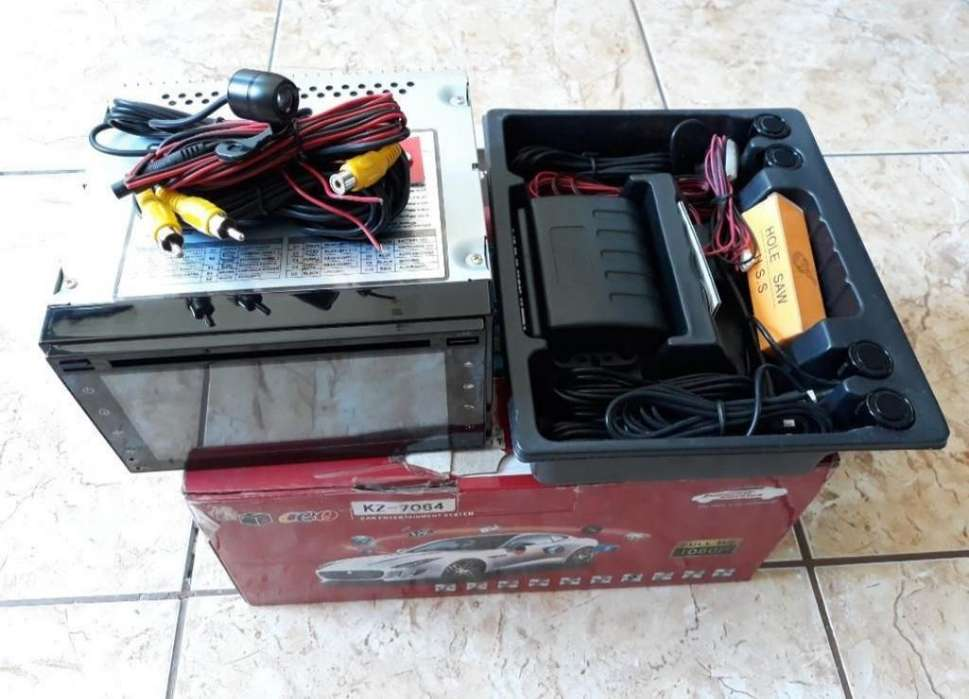 Kit de Radio Nuevo de Paquete