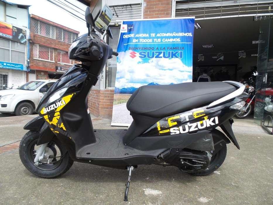 Suzuki Lets modelo 2020 0km