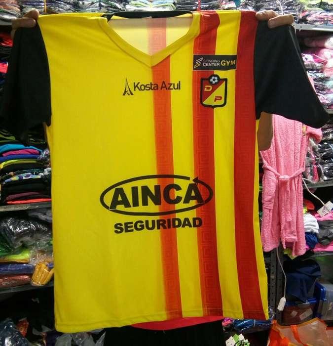 Camiseta Del Deportivo Pereira Nadeporte
