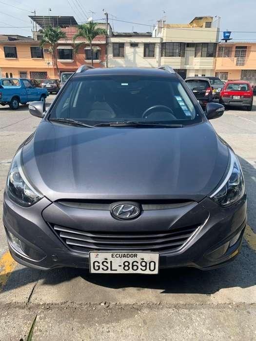 Hyundai Tucson 2015 - 100000 km