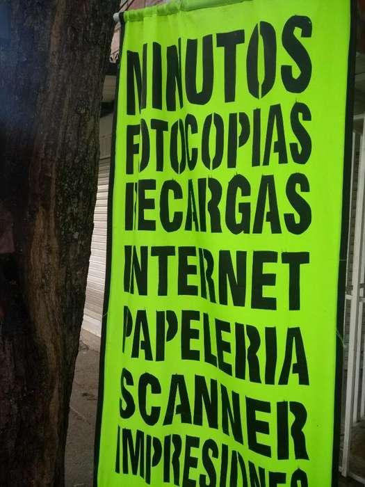 Montaje Sala Internet Sólo Whatsapp