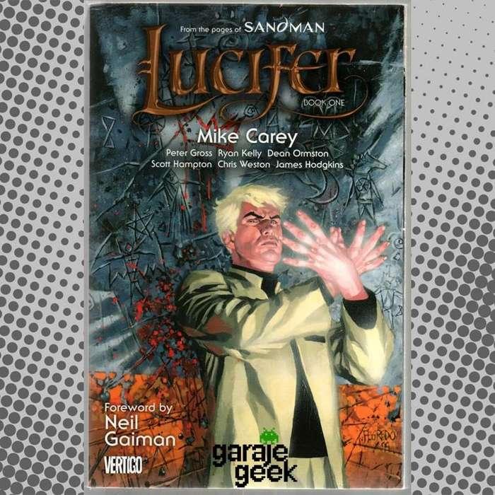 Cómic Lucifer, Book One