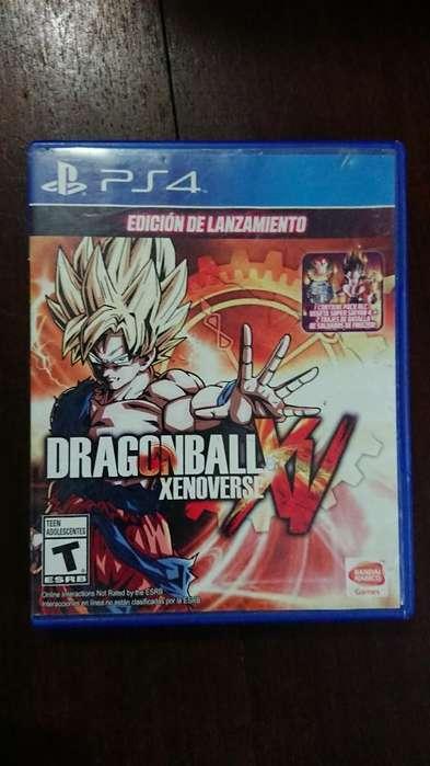 Dragonball Xv Xenoverse Ps4