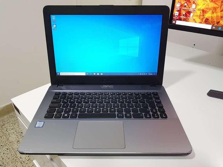 PORTATIL ASUS X441U i5 6ta To 2.80GHZ, 120GB SSD, 8GB RAM DDR4, NVIDIA 920MX 2GB DEDICADO DDR3