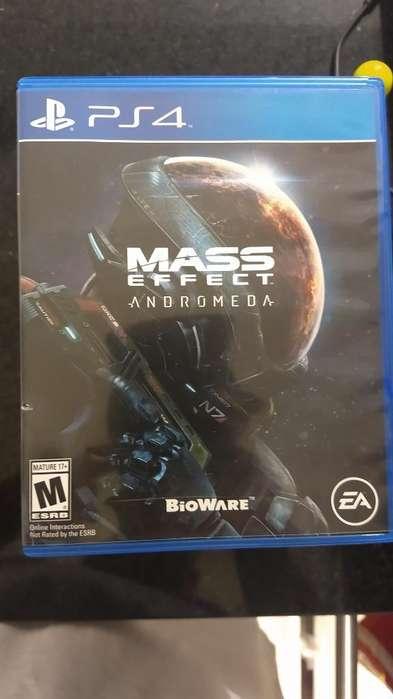 Mass Efect Andromeda Ps4