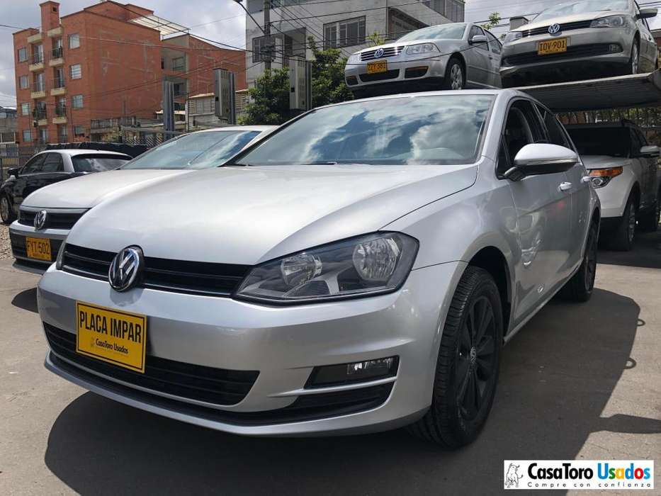 Volkswagen Golf 2017 - 6700 km