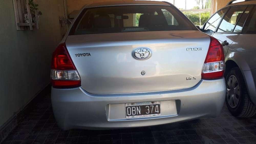 Toyota Etios 2014 - 170000 km