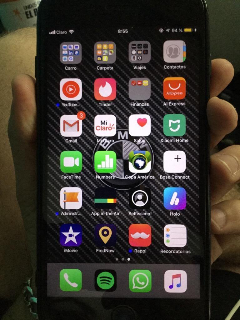 iPhone 8 Plus 64 Gb Gris Espacial