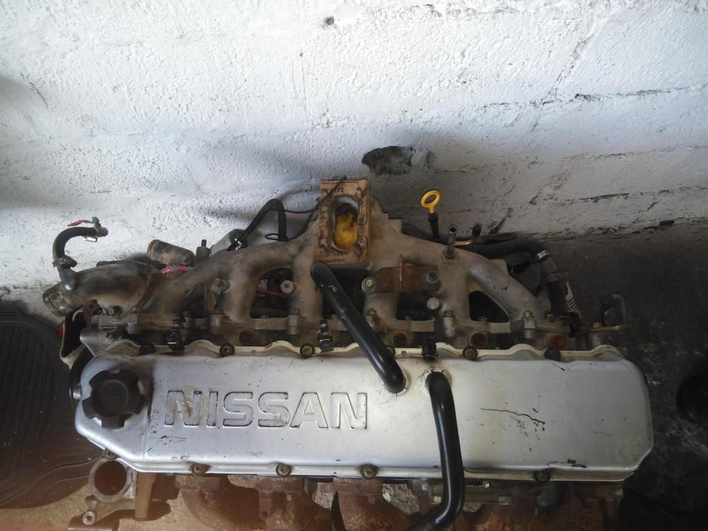Vendo Motor Nissan patrol 6 en lnea