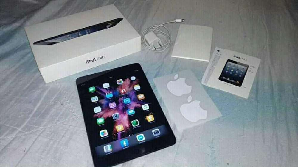 Vendo iPad Mini de 16gb O Cambio X Cel