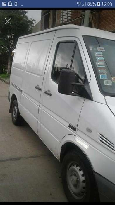 Vendo Mercedes Benz Mod 2005 Furg Vtv No