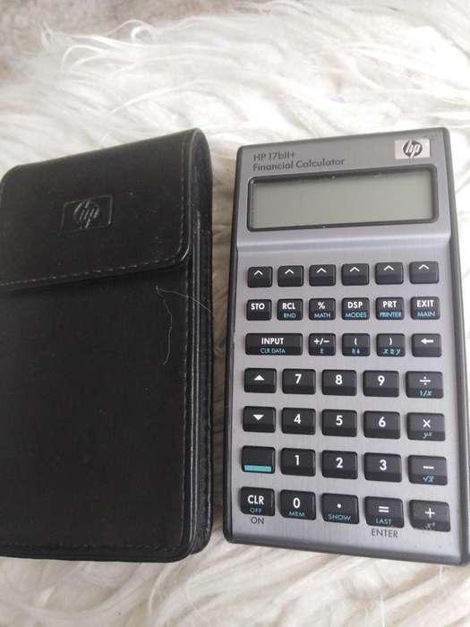 <strong>calculadora</strong> Financiera Hp 17bii