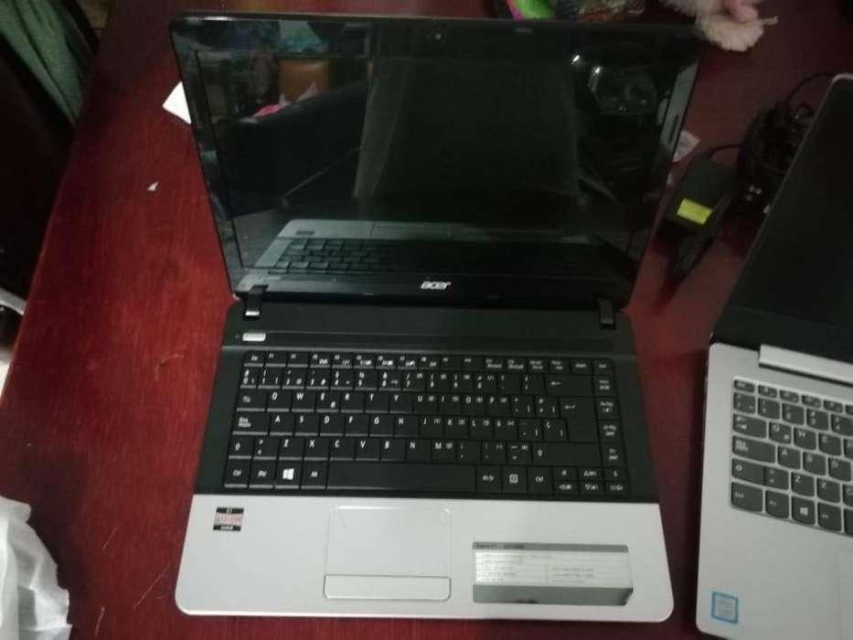 Portatil Acer E1