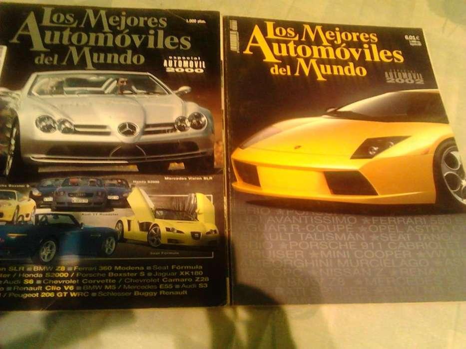 los mejores automoviles del mundo