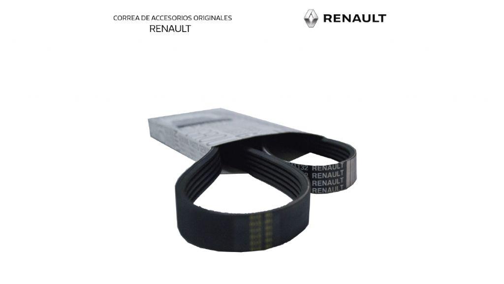 Repuesto original Renault Correa de accesorios