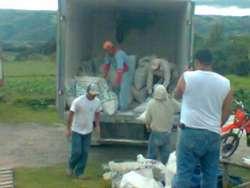 VENDO CAL VIVA u OXIDO DE CALCIO Y CAL AGRÍCOLA
