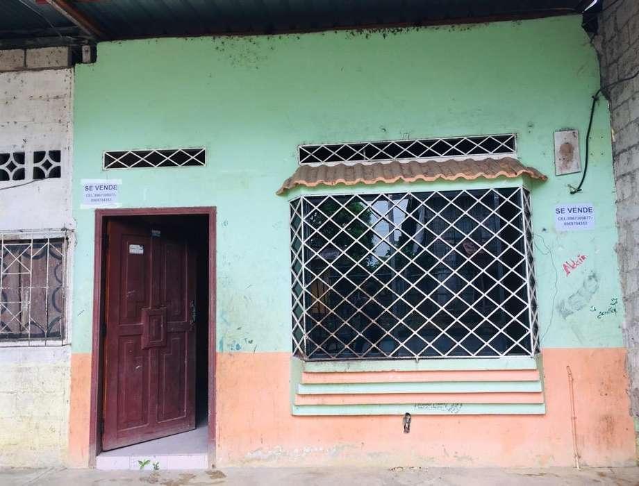 Se Vende Una Casa de 5X10