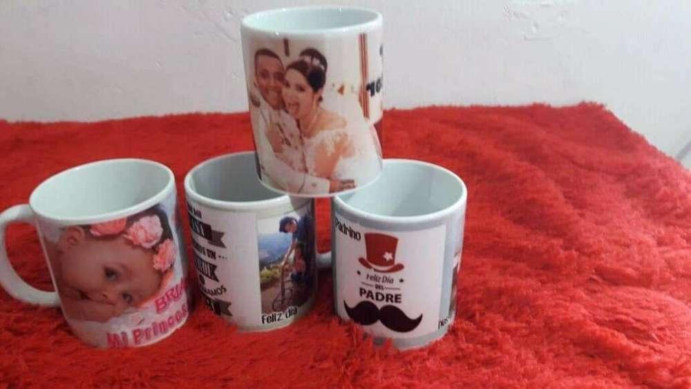 Mugs O Vasos Personalizados