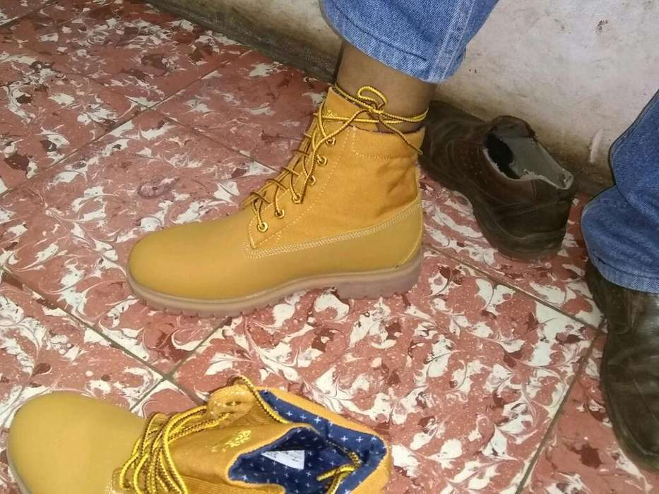 Timberland Original Exclusiva Reversible