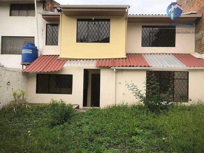 Casa en Venta en Cuenca sector Miraflores