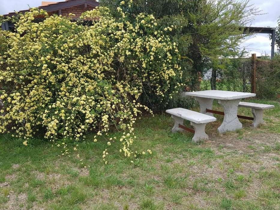nt59 - Cabaña para 2 a 6 personas con cochera en Capilla Del Monte