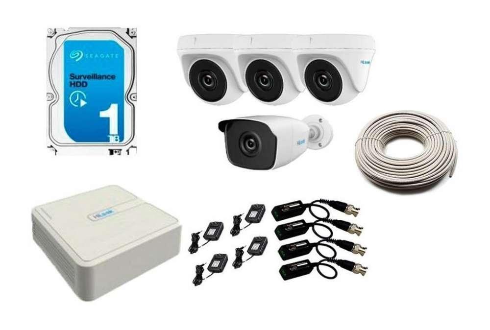 Instalación cámaras, alarmas, y todo tipo de trabajo eléctrico
