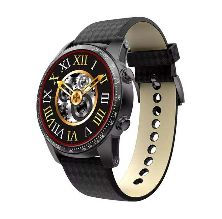 Smartwatch Elegante Kw99