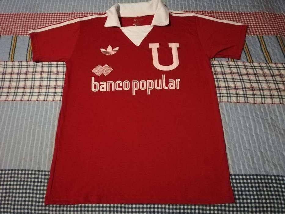 Camiseta Retro Liga Quito Ldu Adidas