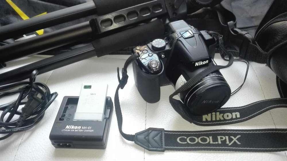 Nikon Coolpix P530 camara <strong>digital</strong> (black) GANGAZO!