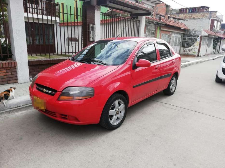 Chevrolet Aveo 2010 - 40000 km