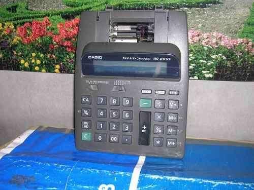 Calculadora CASIO hr100te