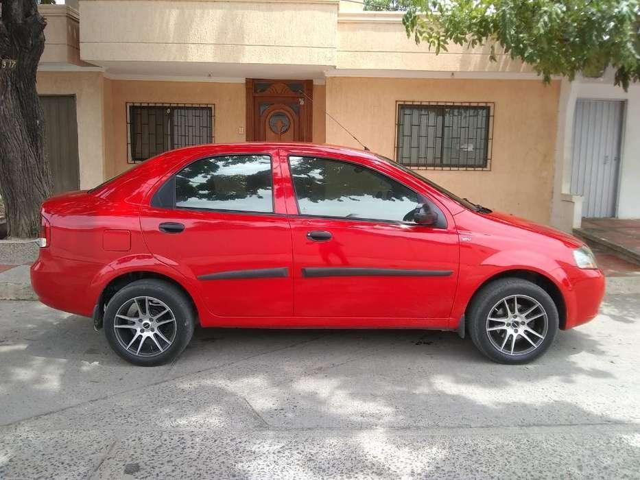 Chevrolet Aveo 2007 - 0 km