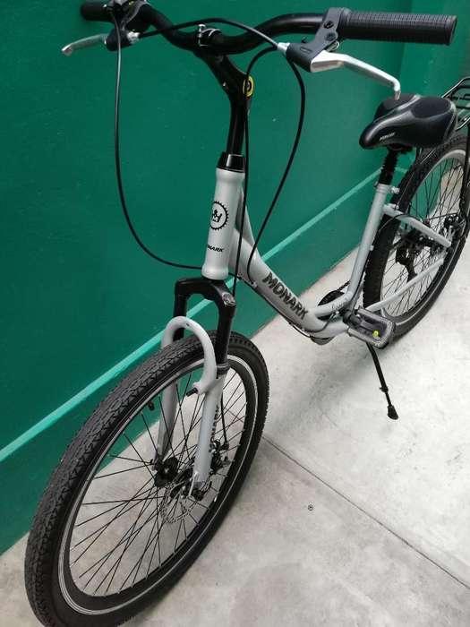 Bicicleta de Paseo Monark