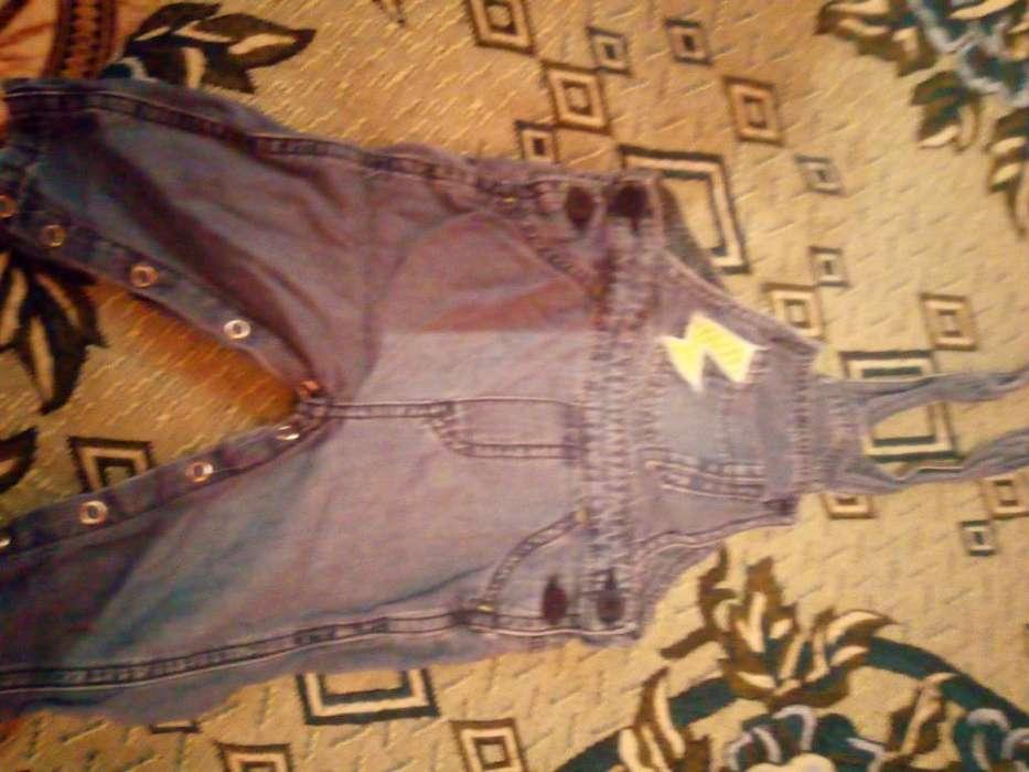 Enterito de Jeans