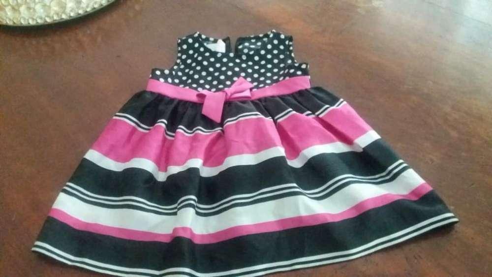 Vestido Talla 2 Y 3