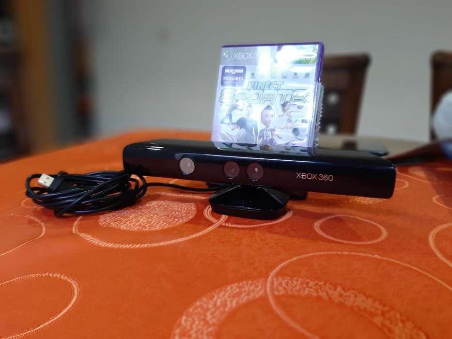 Kinect Mas 1 Juego Xbox 360 Slim