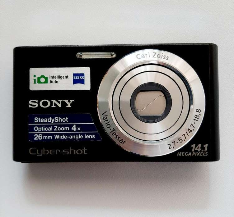 Camara Digital Sony Original