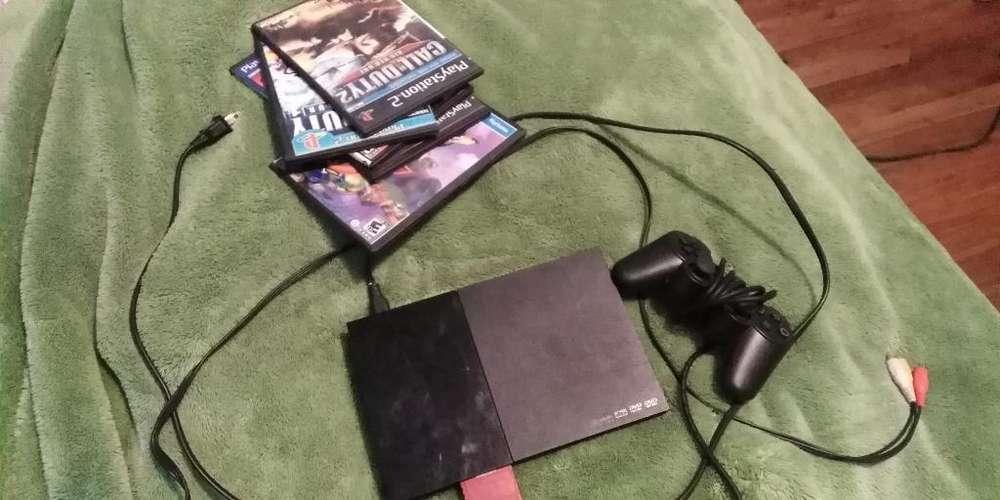 Vendo O Canvio Ps2 por Acsesorios de Wii