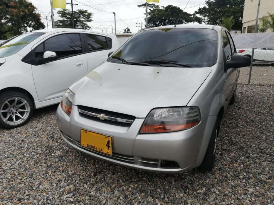 Chevrolet Aveo 2006 - 80000 km