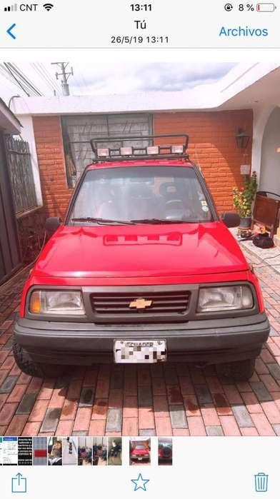Chevrolet Vitara 1996 - 24000 km