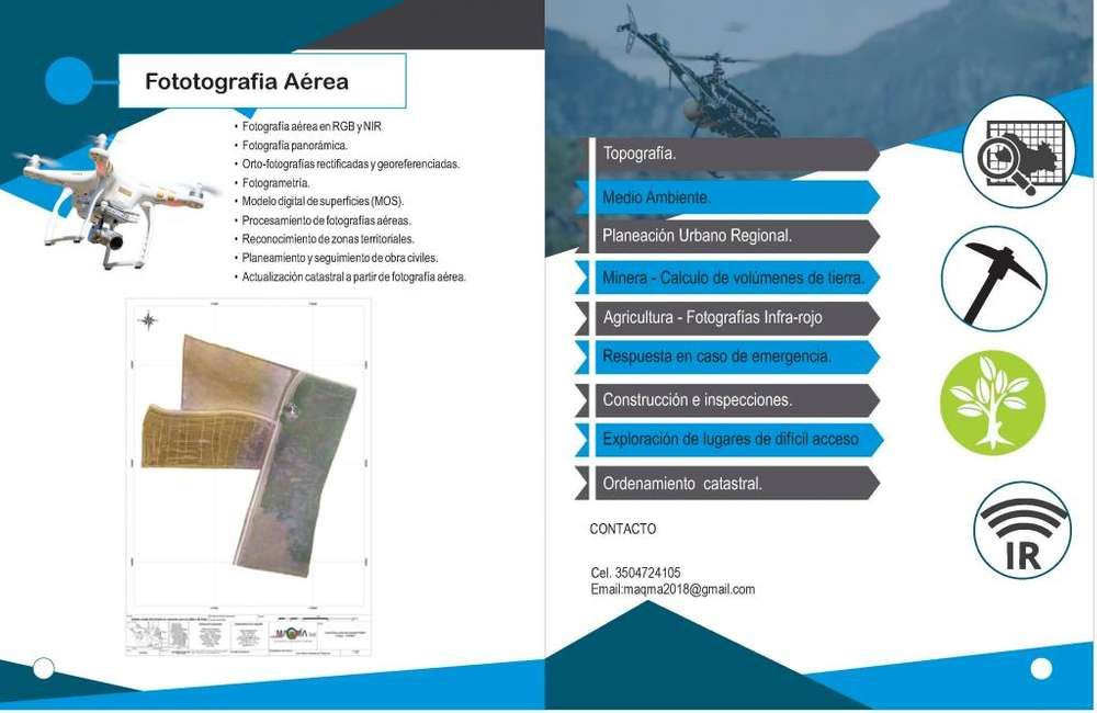 Servicio de Drone Cúcuta